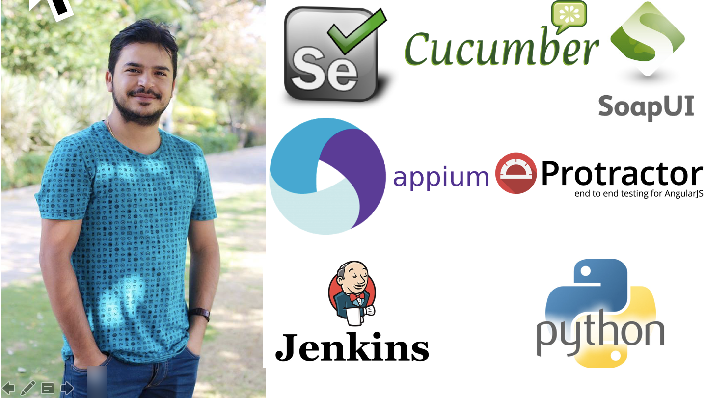 Selenium Video tutorials Step by Step Guide with Live Examples