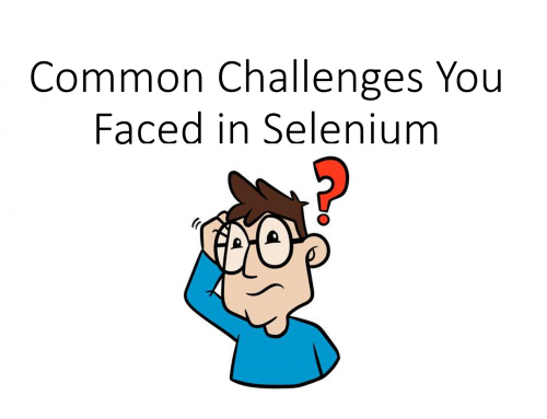 How to learn selenium testing